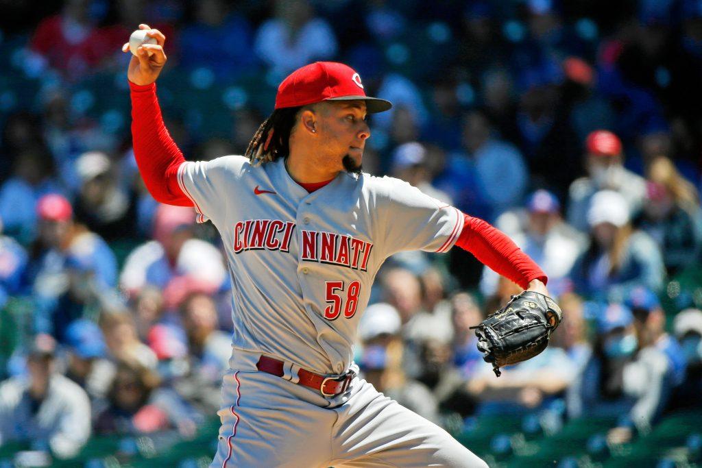 Luis Castillo MLB player props