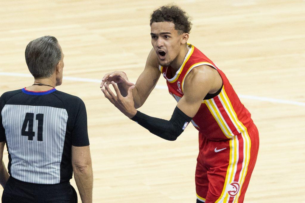 Trae Young NBA parlay