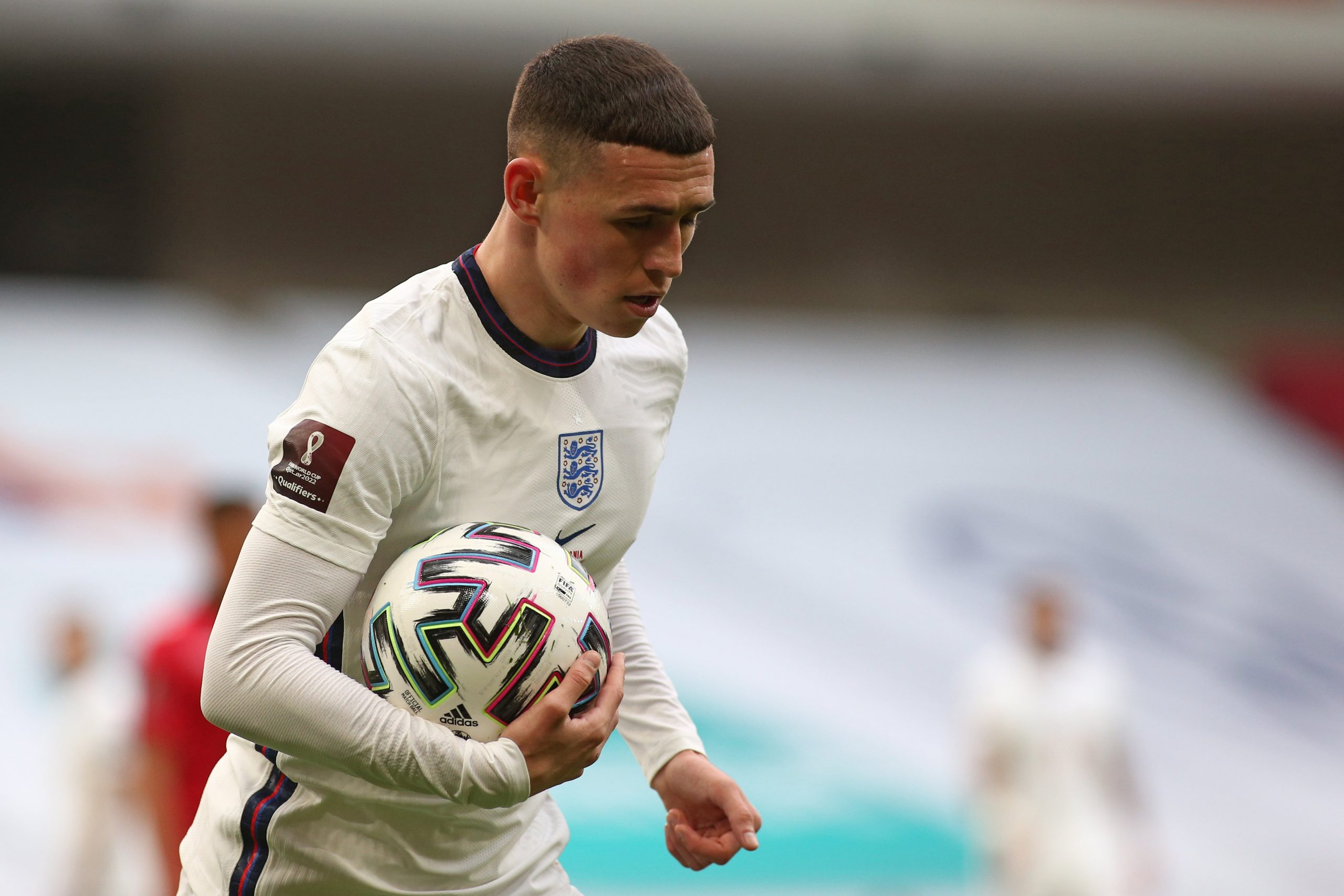 Phil Foden could be key for England