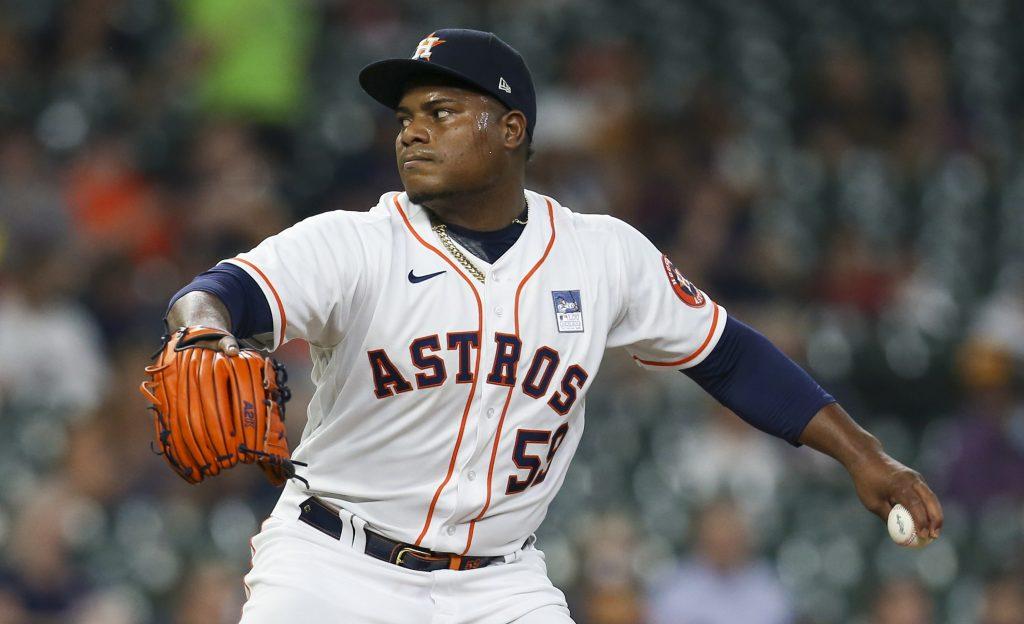 Framber Valdez MLB player props