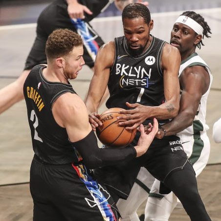NBA Playoffs same game parlay (+1392 odds): Brooklyn Nets vs. Milwaukee Bucks