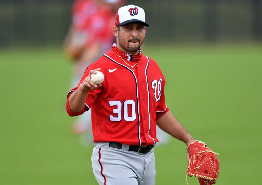 Paolo Espino MLB player props