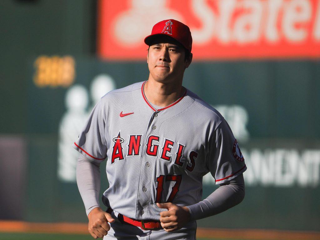 Shohei Ohtani MLB player props