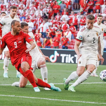 Euro 2020 Group B same game parlay (+692 odds): Russia vs. Denmark