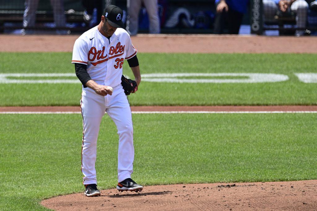 Matt Harvey MLB player props