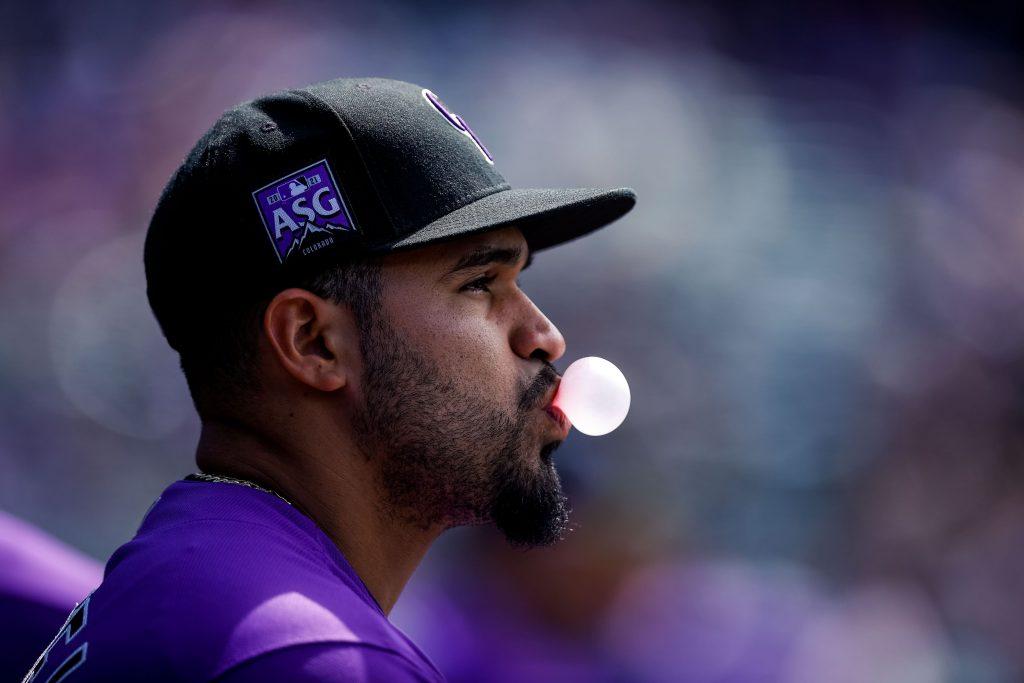 Antonio Senzatela MLB parlay