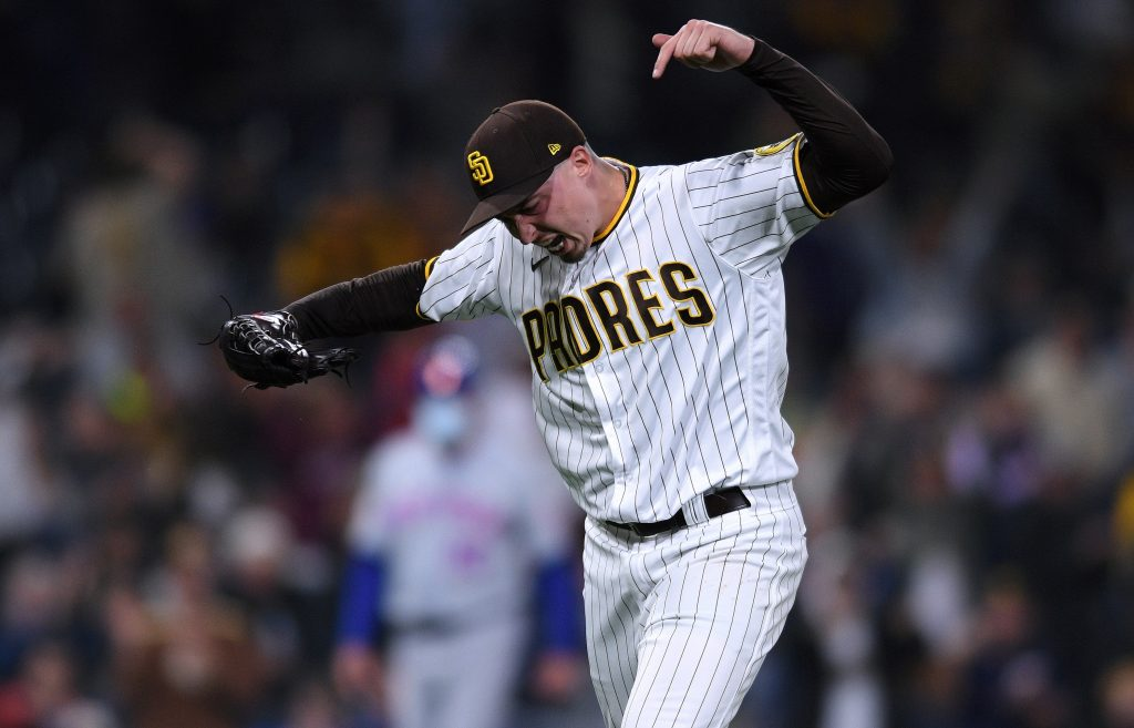 Blake Snell Padres