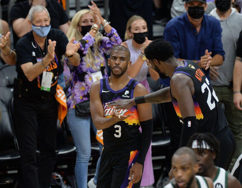 Chris Paul NBA player props