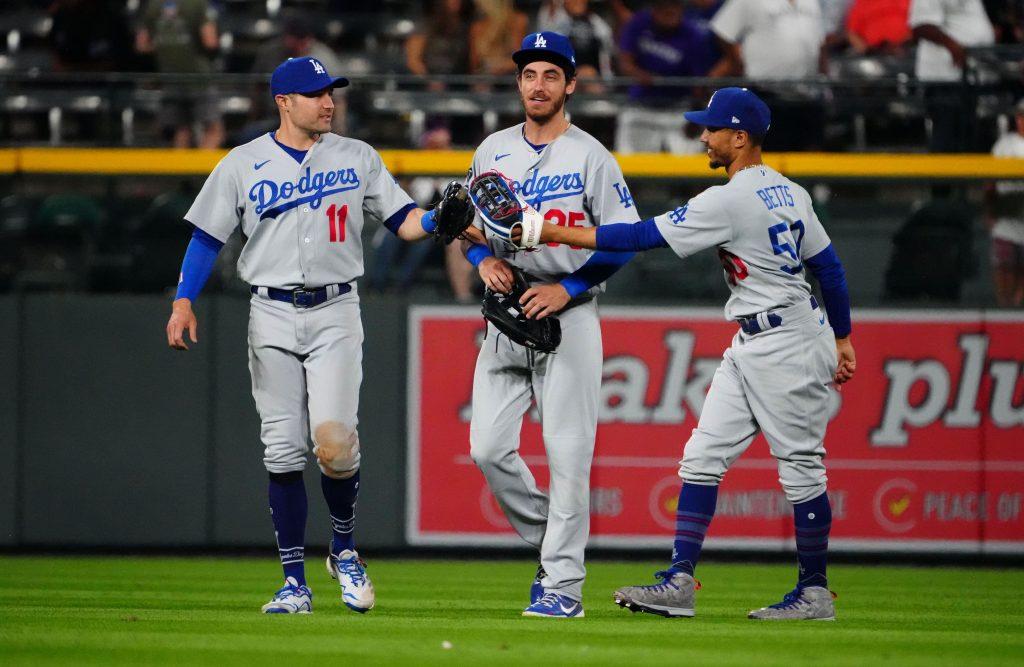 Mookie Betts MLB parlay