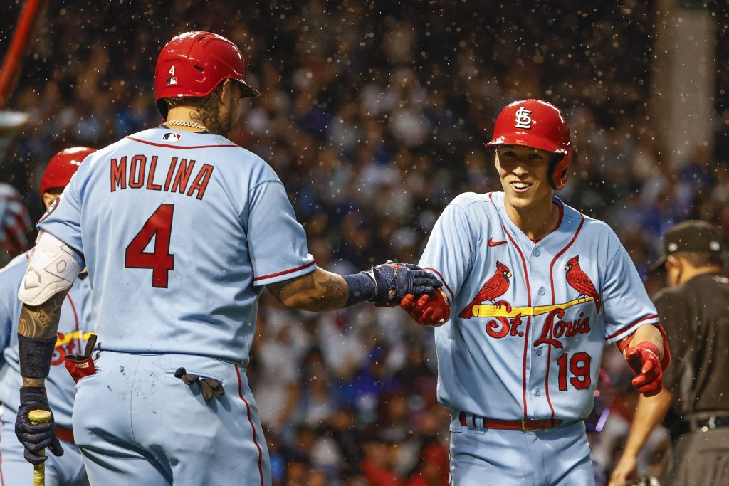 Tommy Edman Cardinals