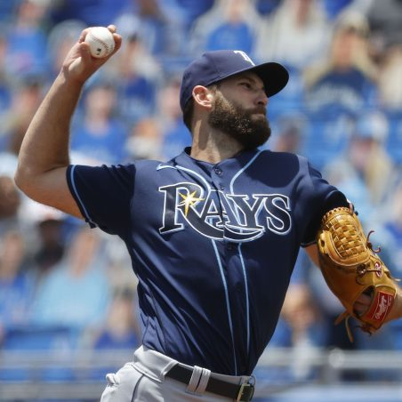Wednesday four-leg mega MLB parlay (+918 odds): Wacha will sit Yankees