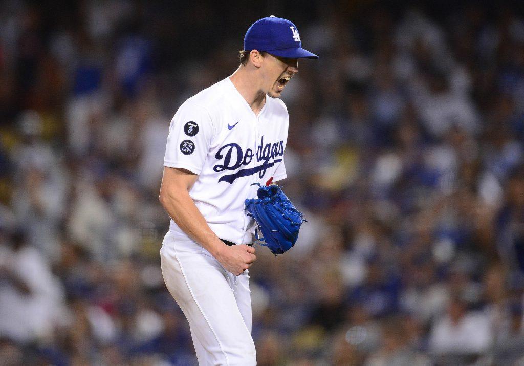 Walker Buehler Dodgers