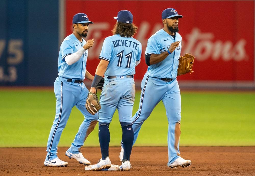 Bo Bichette MLB parlay