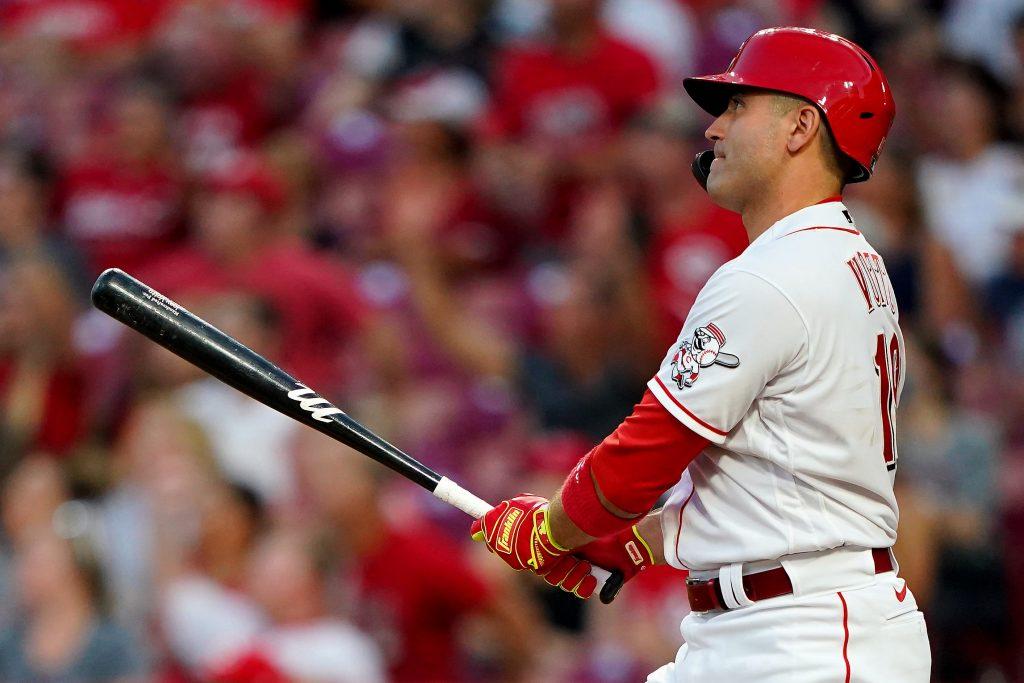 Joey Votto MLB parlay