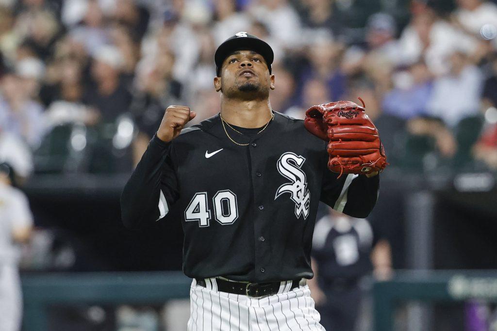 Reynaldo Lopez White Sox vs Rays