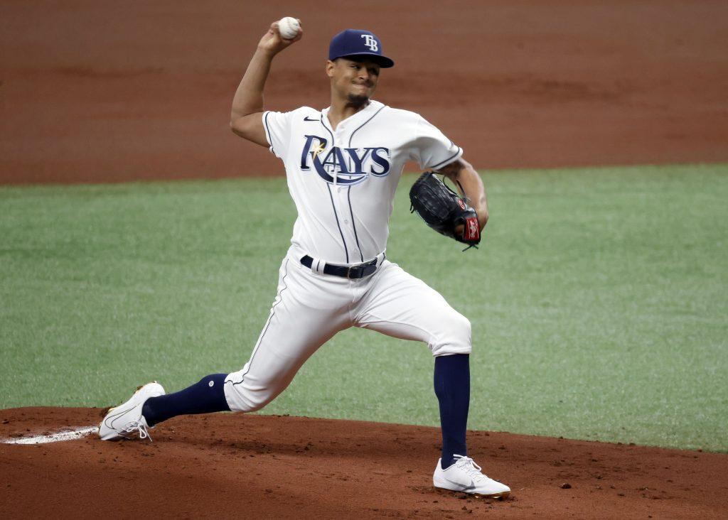 Chris Archer MLB player prop