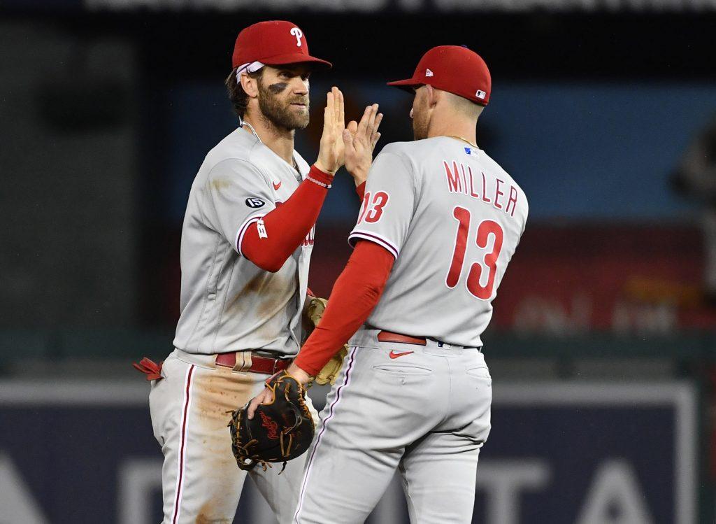 Bryce Harper MLB parlay