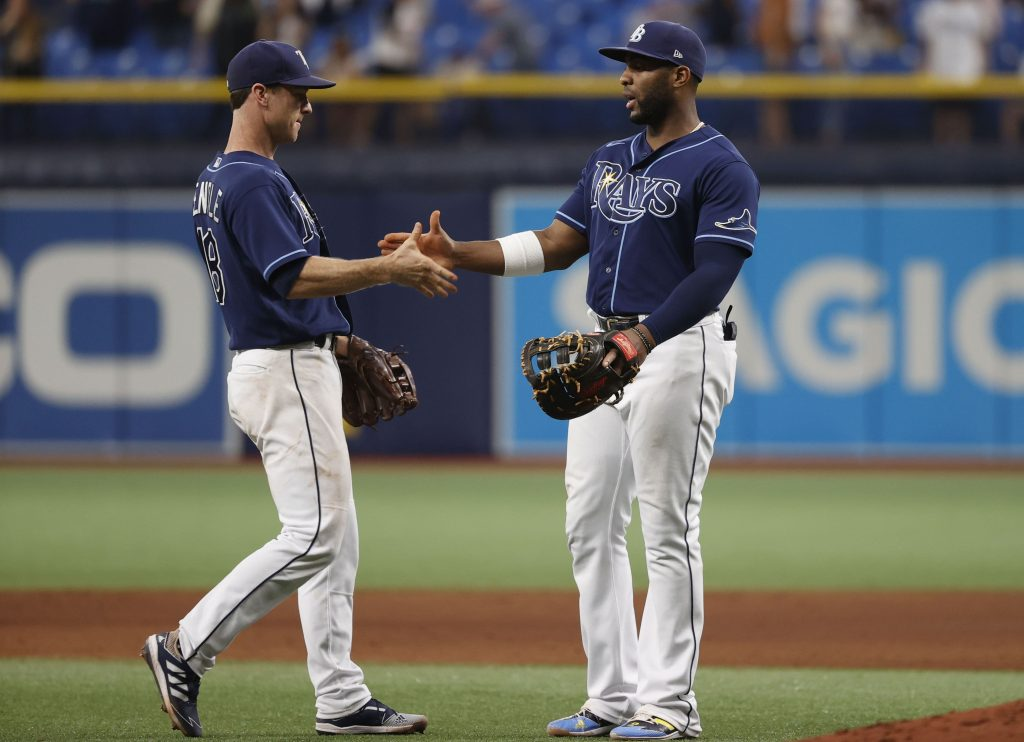 Rays vs Red Sox