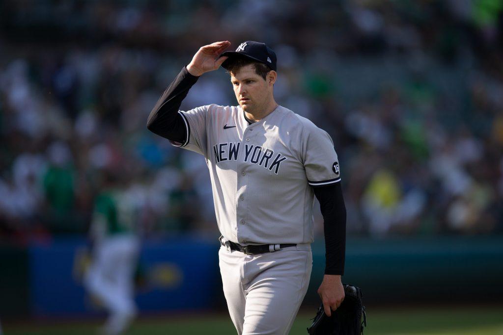 Jordan Montgomery Yankees