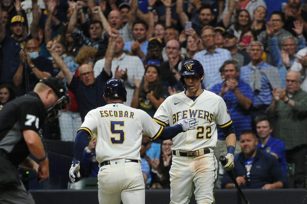 Brewers vs Tigers